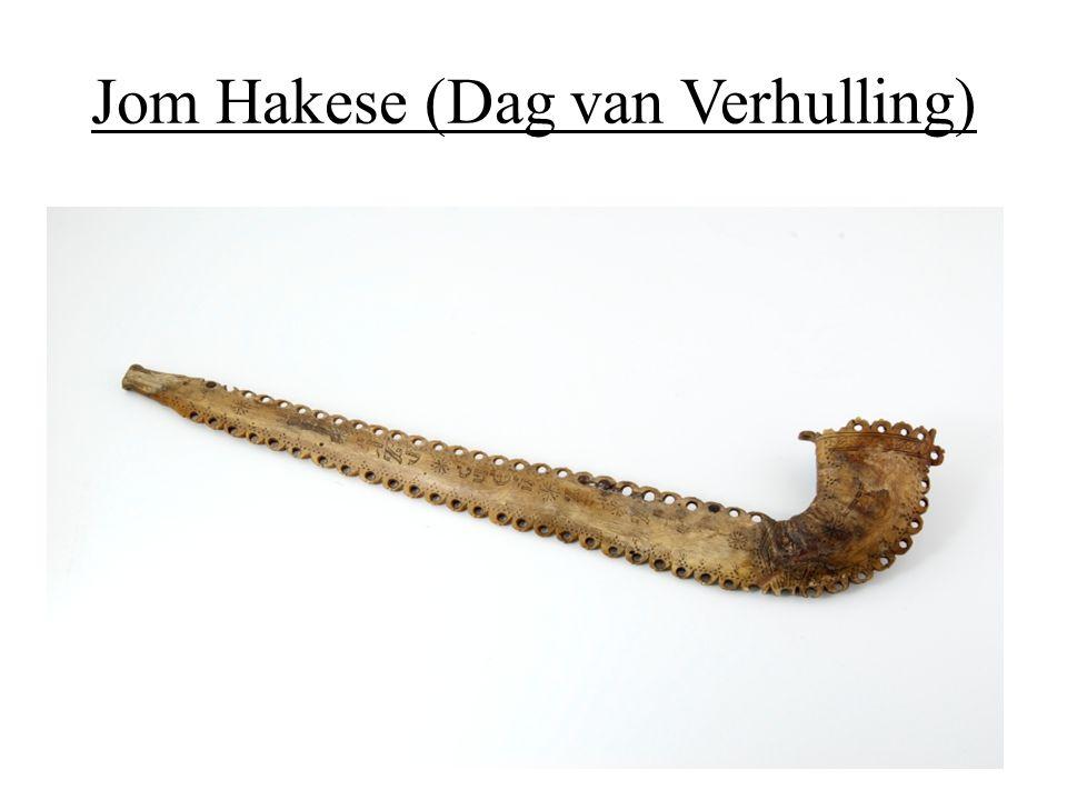 Jom Hakese (Dag van Verhulling)