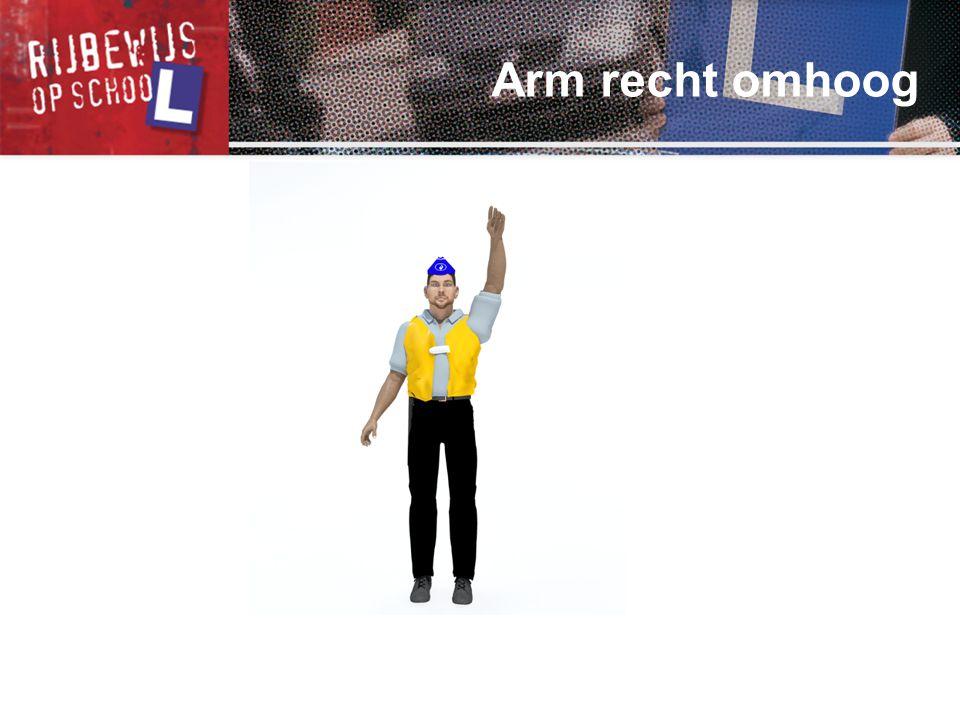 Arm of armen horizontaal