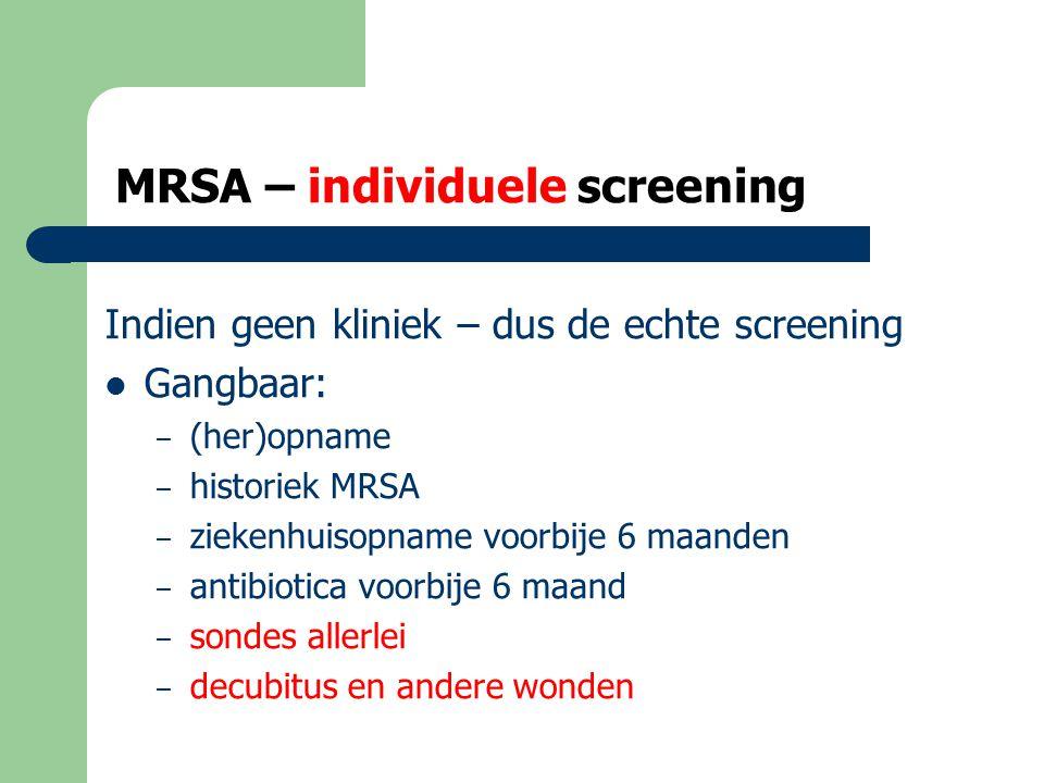 MRSA – ha den BICS.