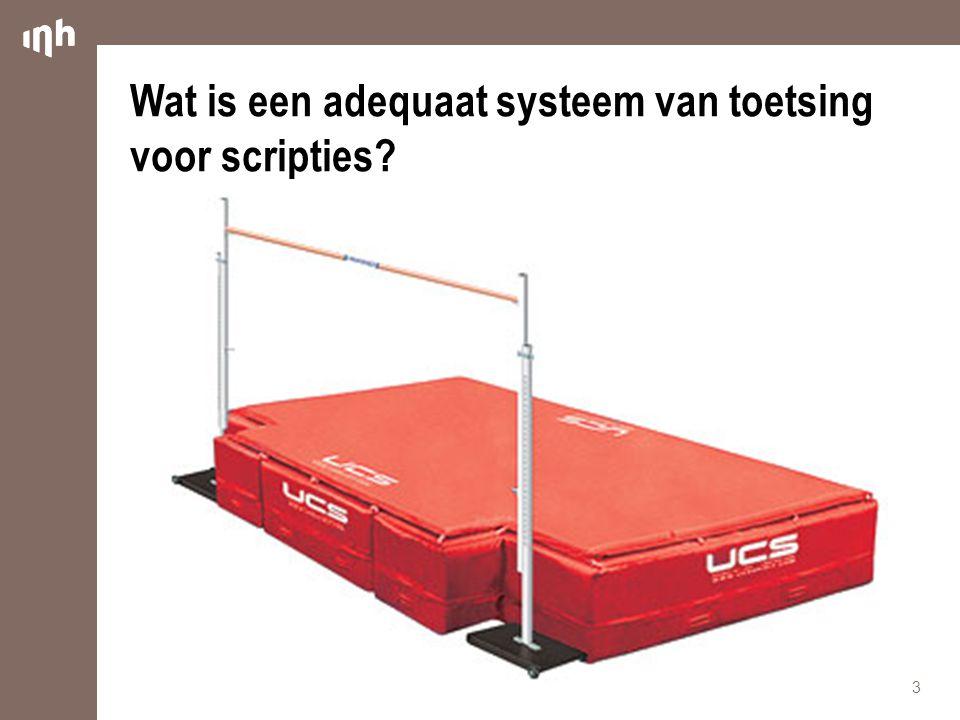 Meer informatie? 44 Dr. Daan Andriessen daan.andriessen@inholland.nl daan.andriessen@inholland.nl