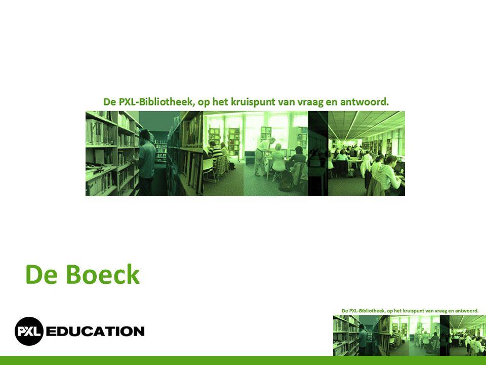 De Boeck