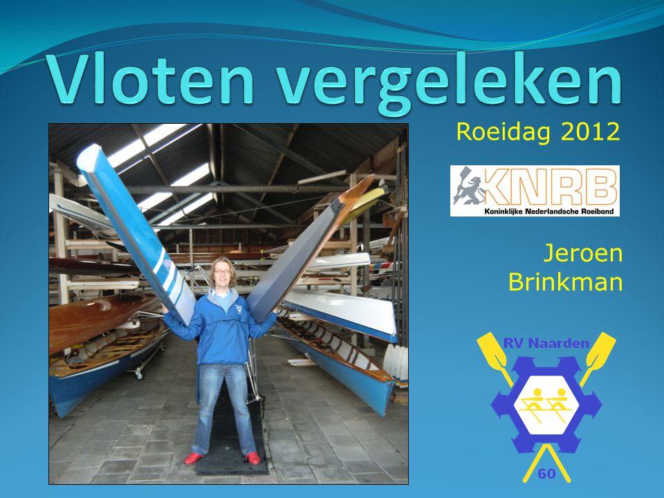 Jeroen Brinkman Roeidag 2012