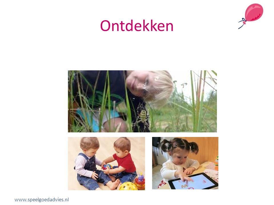 Uitproberen www.speelgoedadvies.nl