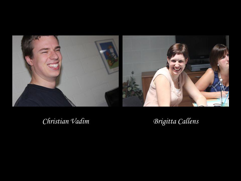 Christian VadimBrigitta Callens