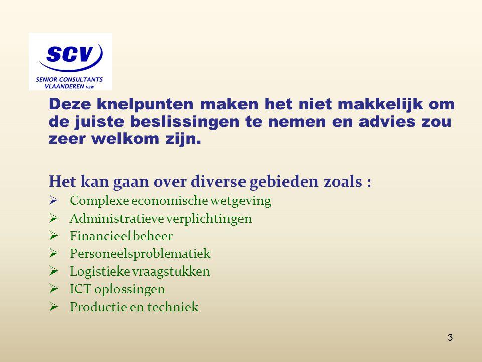 SCV Limburg kan U hierbij helpen .