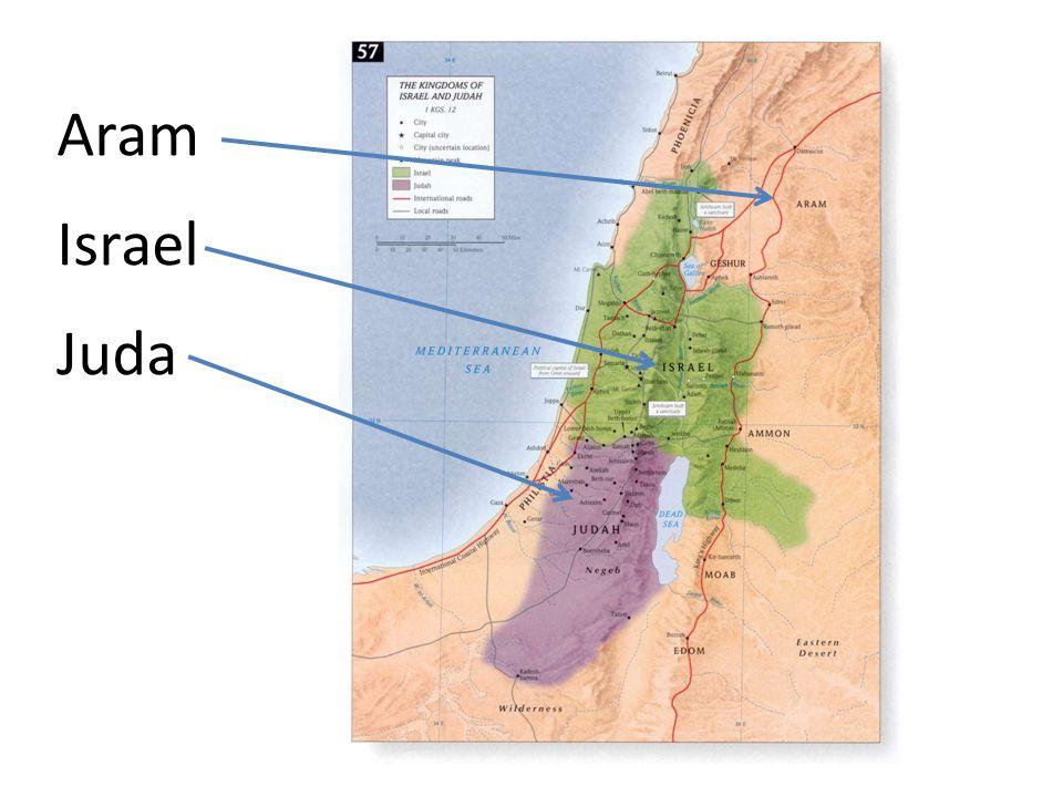Aram Israel Juda