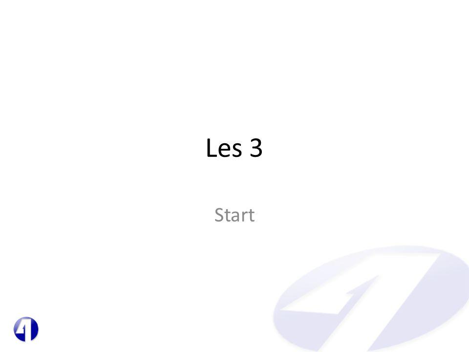 Les 3 Start
