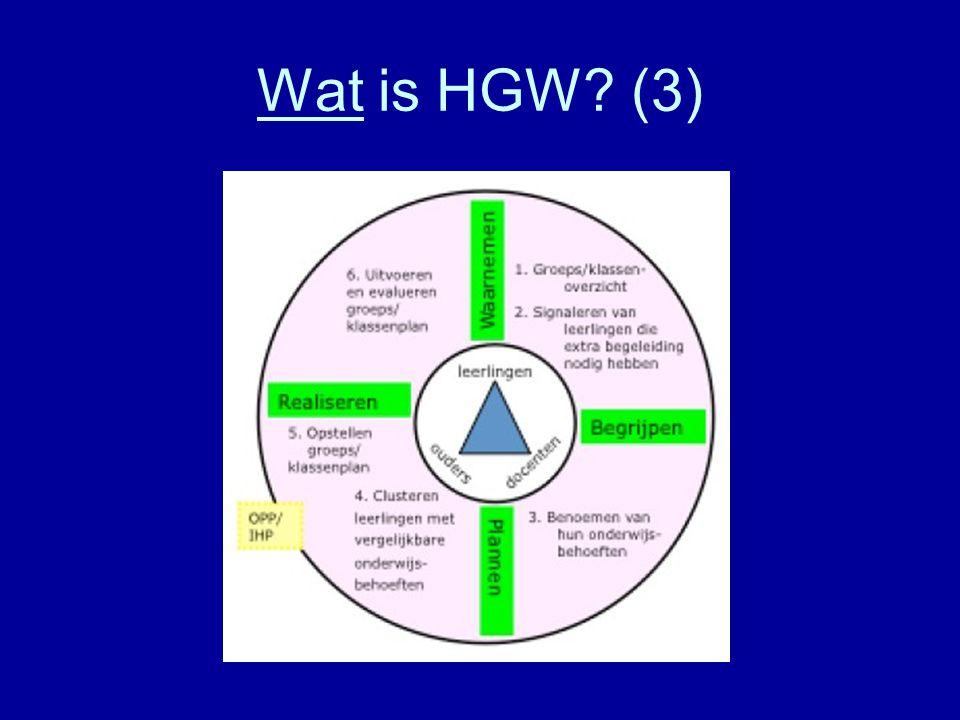 Wat is HGW? (3)