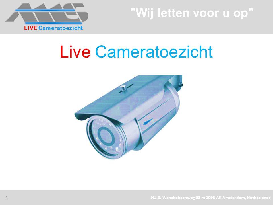 Live Cameratoezicht