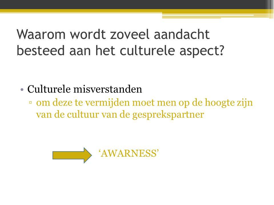 Tips voor goede interculturele communicatie.