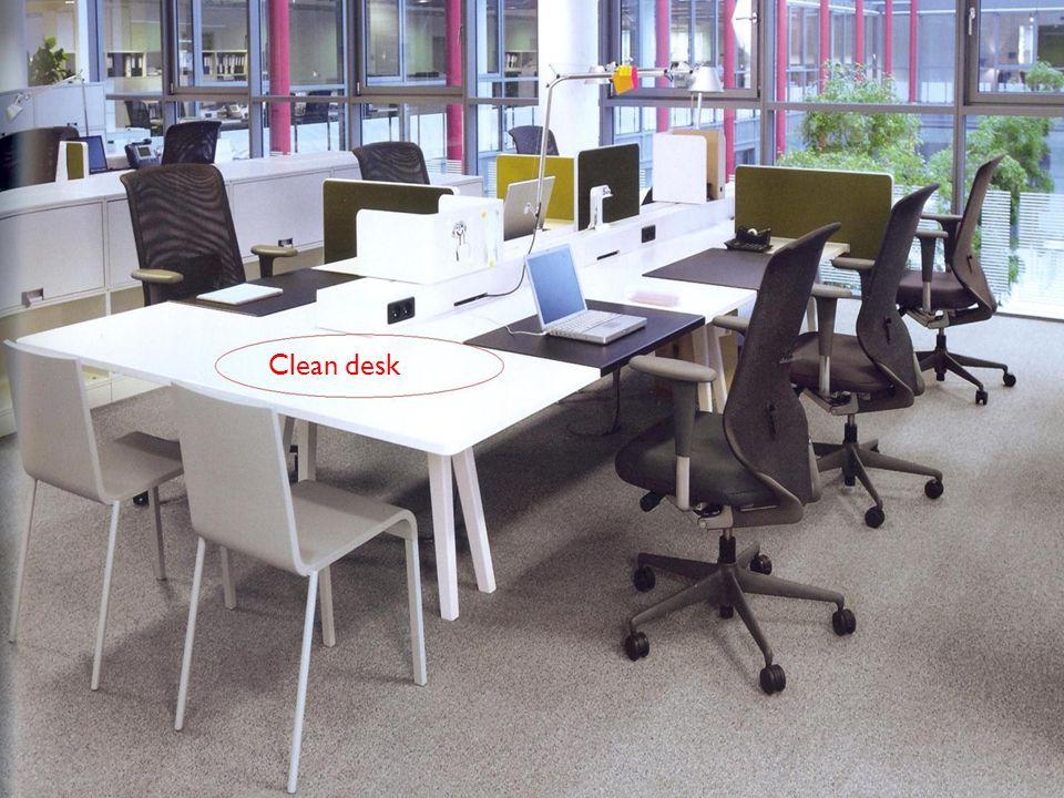 67 Clean desk