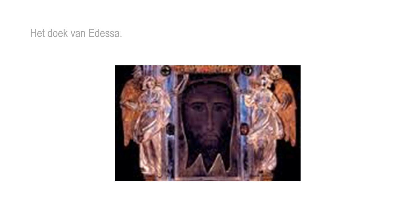 Het doek van Edessa.
