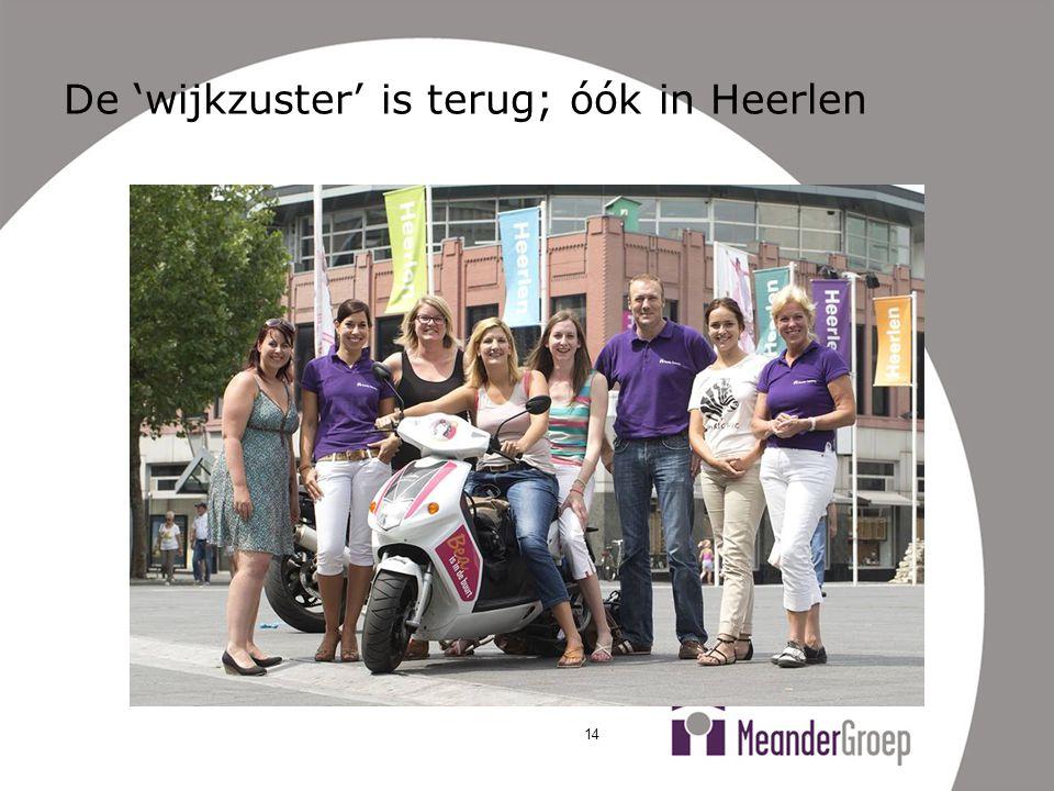 De 'wijkzuster' is terug; óók in Heerlen 14