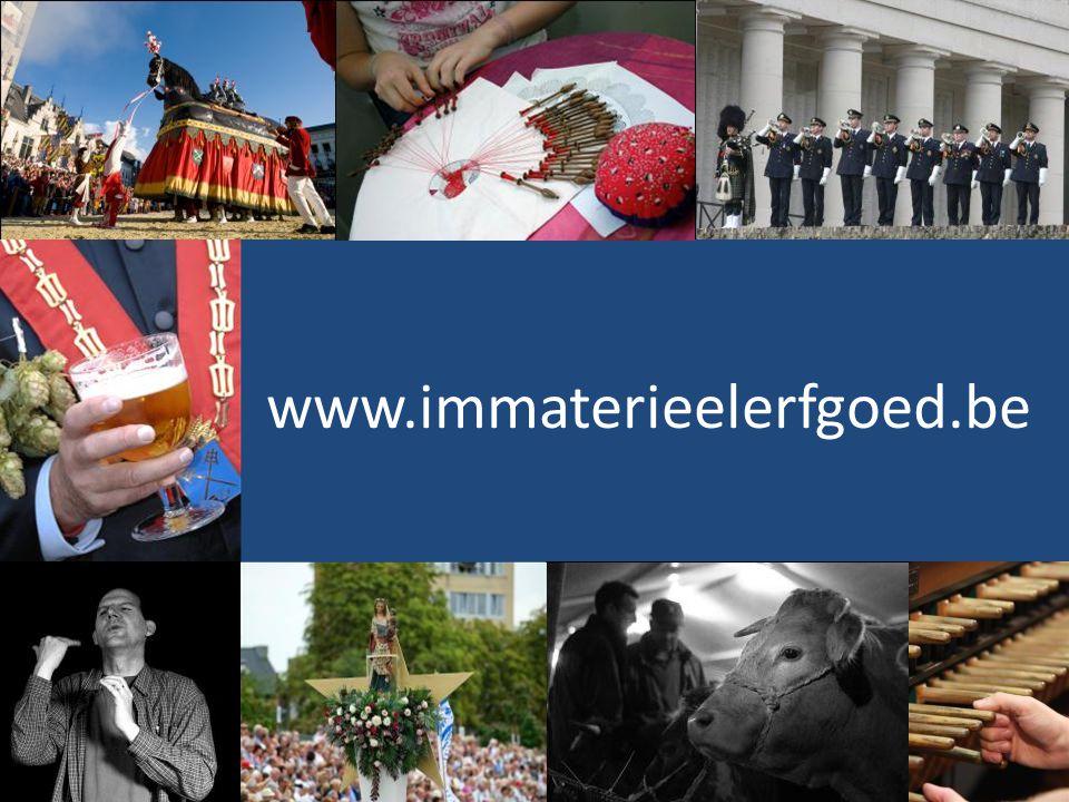 www.immaterieelerfgoed.be