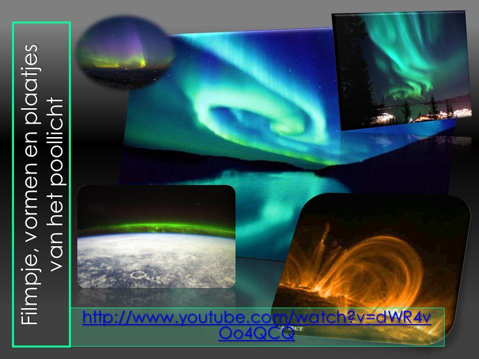 Kleuren van het poollicht het poollicht heeft veel kleuren die niet allemaal hetzelfde zijn.