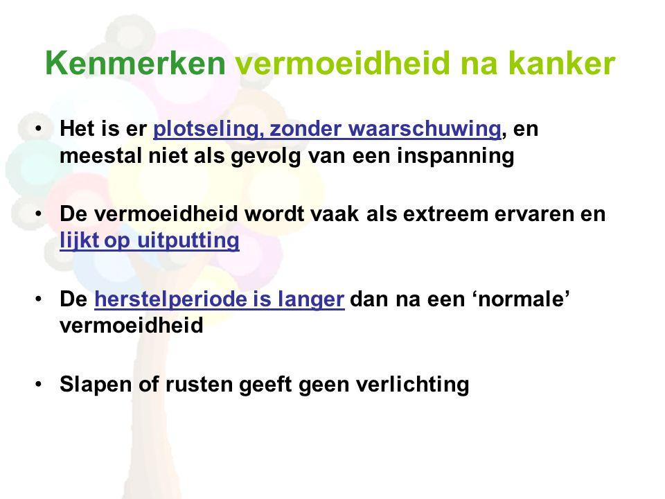 Kanker en vermoeidheid www.spectrumleeuwarden.nl37 Hartelijk dank voor uw aandacht Aad van der Windt Edward Fiets