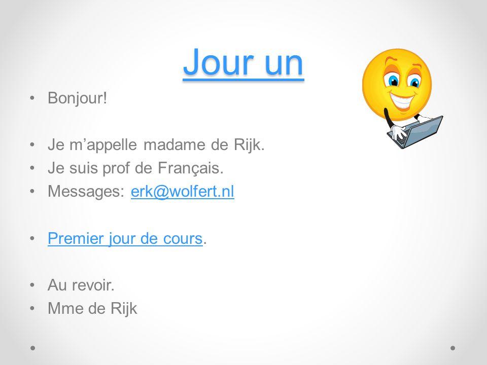 Frans uitspreken •Il y a un problème?Is er een probleem.