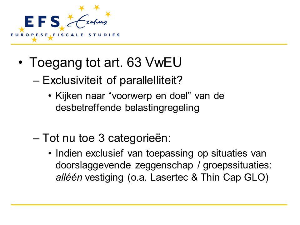 www.europesefiscalestudies.nl Stichting Europese Fiscale Studies dankt u voor uw komst Deze presentatie is na afloop van het seminar te downloaden op onze website: Wilt u op de hoogte worden gehouden van alle cursussen en seminars.