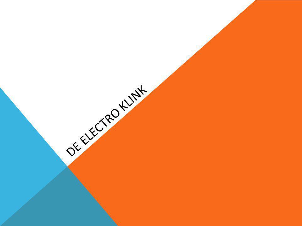 DE ELECTRO KLINK