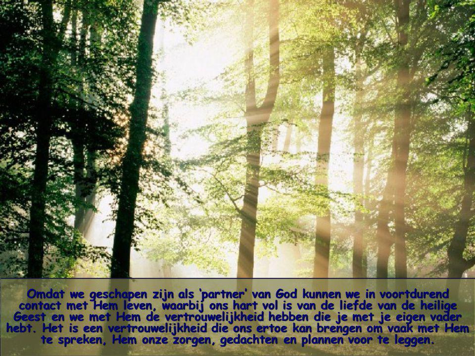 Het stelt ons in staat om authentieke personen te worden, volwaardige zonen en dochters van God.