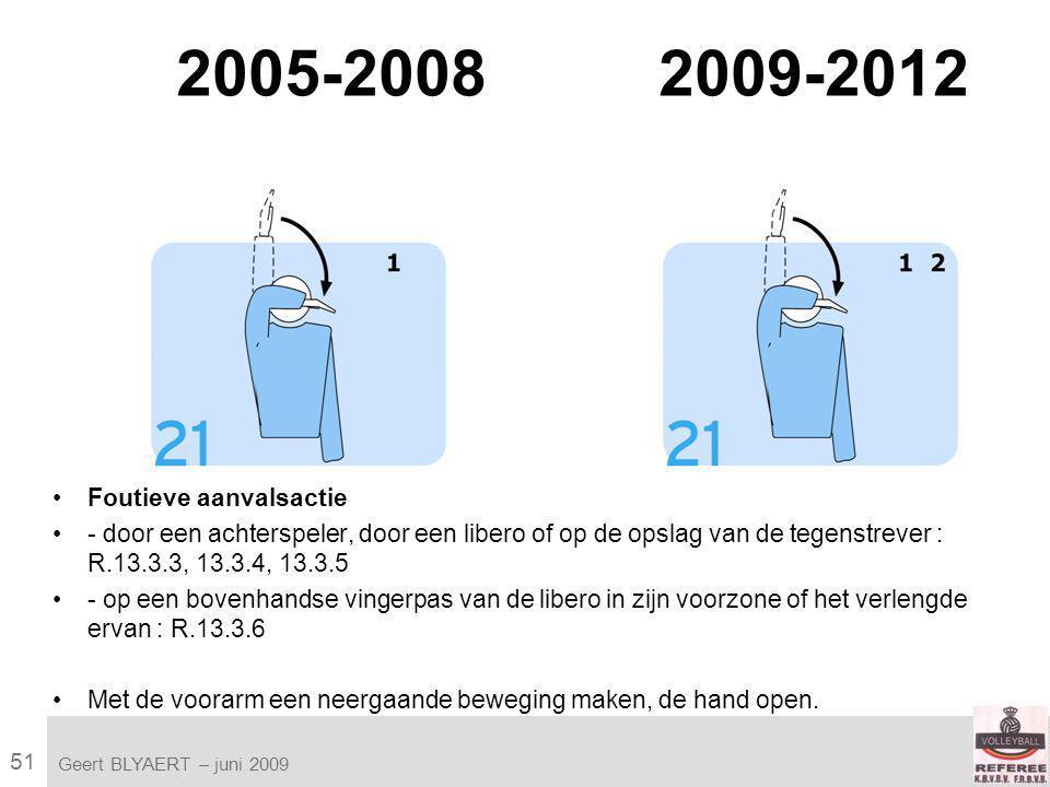 51 VVB SR commissie - reglementen 2009-2012 Geert BLYAERT | © Robert Bosch GmbH 2009.