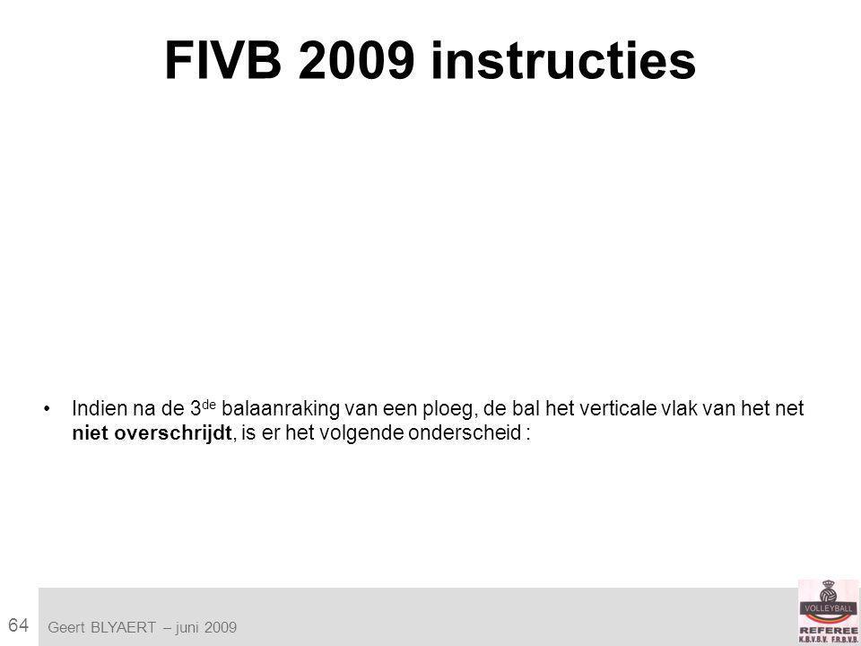 64 VVB SR commissie - reglementen 2009-2012 Geert BLYAERT | © Robert Bosch GmbH 2009.