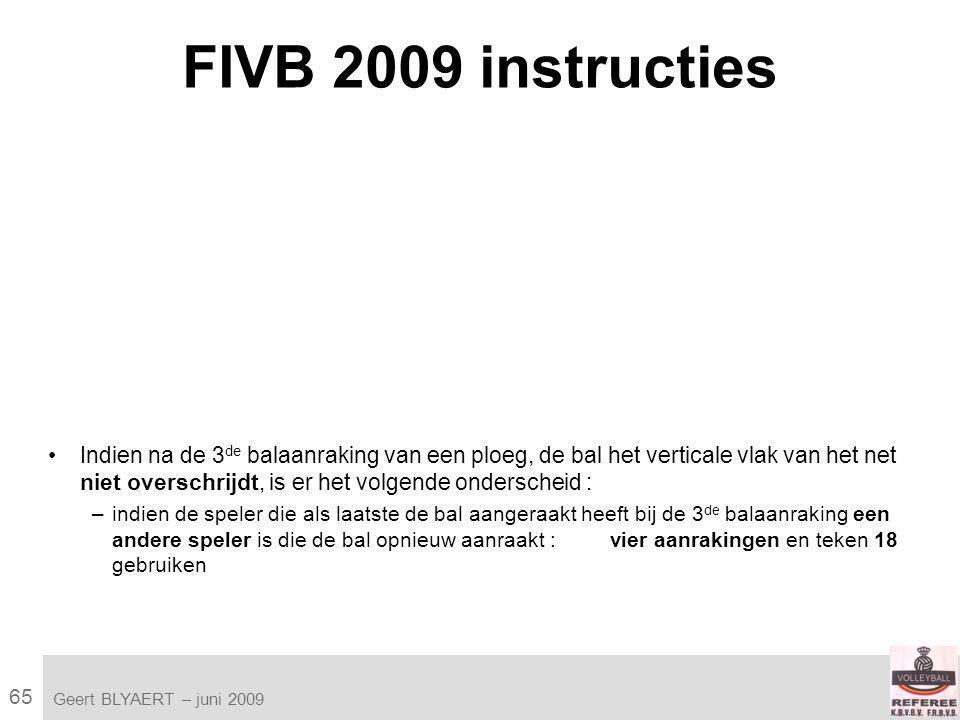 65 VVB SR commissie - reglementen 2009-2012 Geert BLYAERT | © Robert Bosch GmbH 2009.