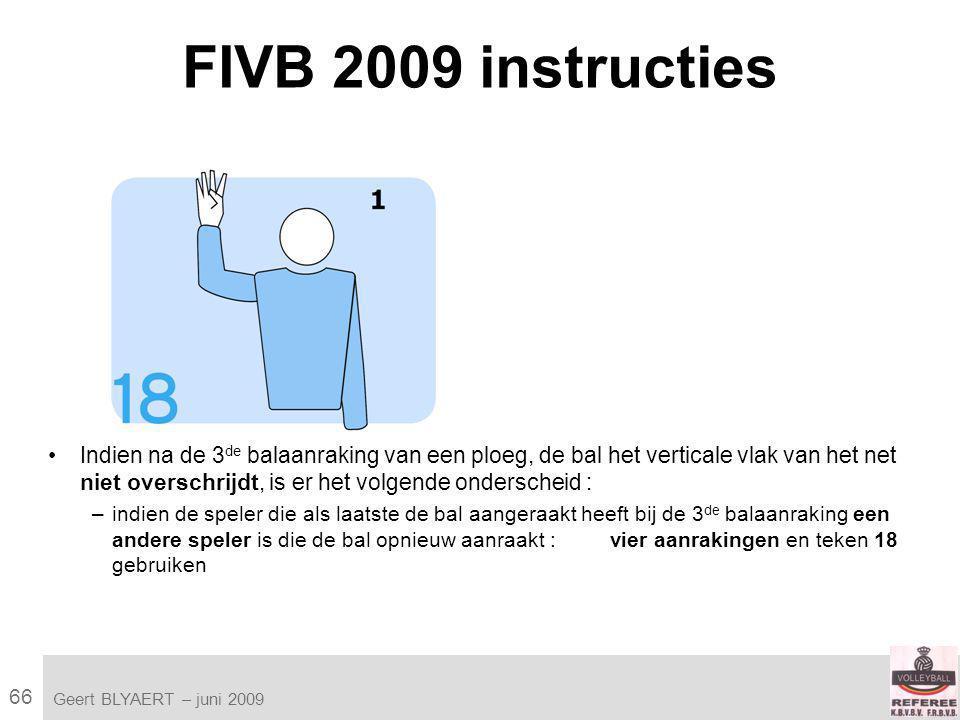66 VVB SR commissie - reglementen 2009-2012 Geert BLYAERT | © Robert Bosch GmbH 2009.