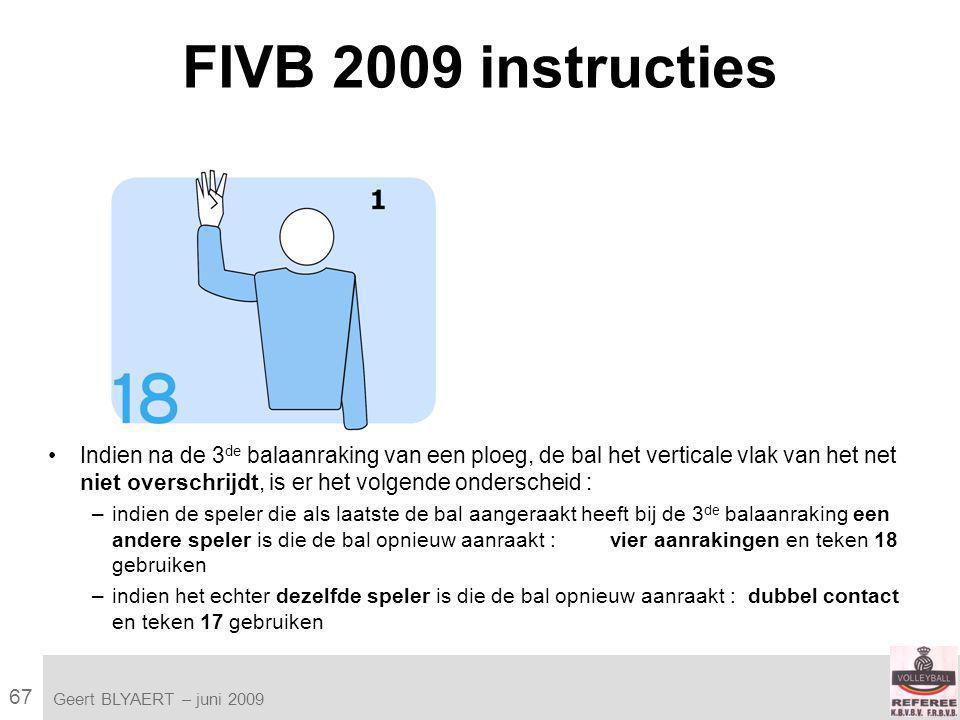 67 VVB SR commissie - reglementen 2009-2012 Geert BLYAERT | © Robert Bosch GmbH 2009.