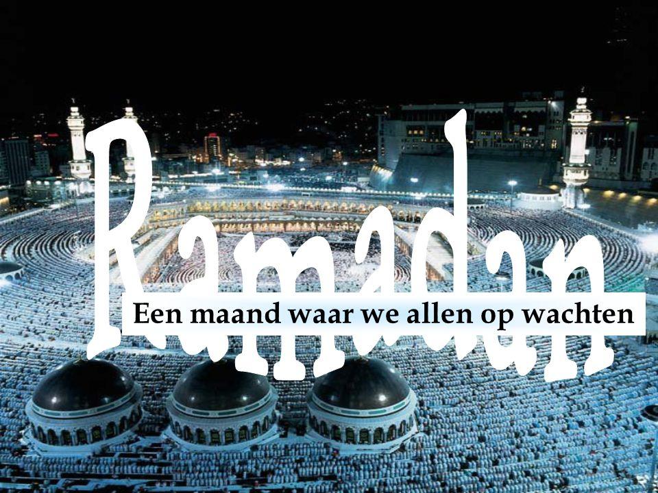 Ramadan 2007 13/09/2007- 12/10/2007 (richtdatum)