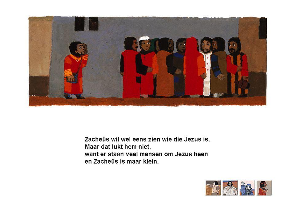 Zacheus – Jezus volgen •Lukas 19:1-10: •PRO - Rijk en beroemd (hele regio) - Succesvol zakenman - Meer recht dan belastingambtenaar nu.