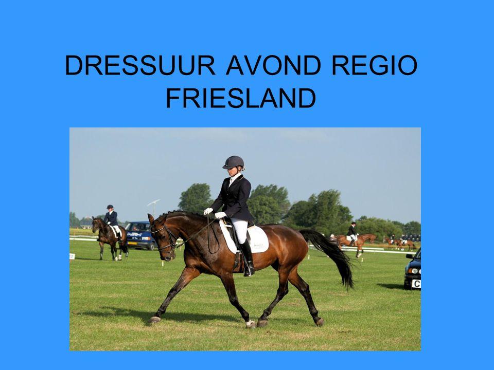 DRESSUUR AVOND REGIO FRIESLAND