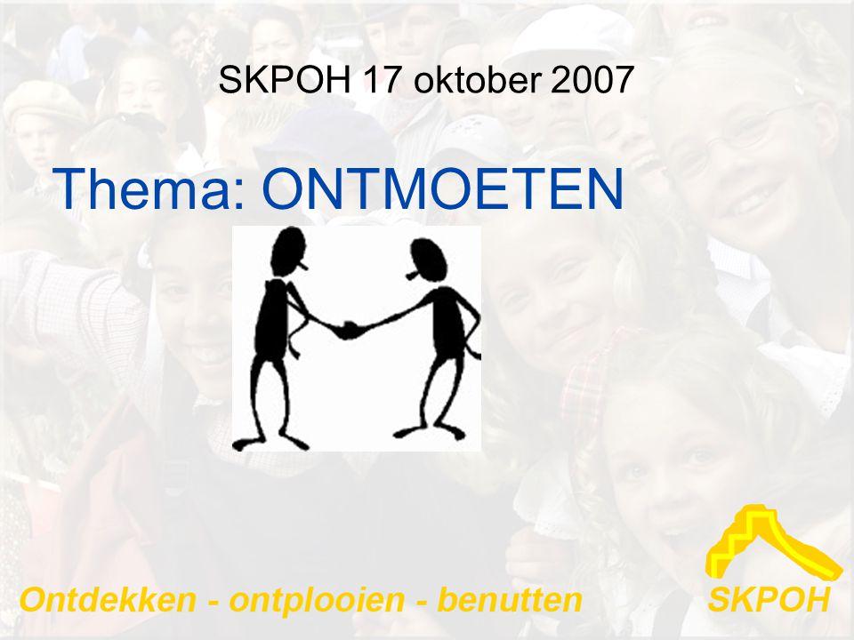 Vanmiddag •1 minuut de school in beeld •Mobiliteit •Afsluiting Bertje Kuipers; stadsdichter van Helmond