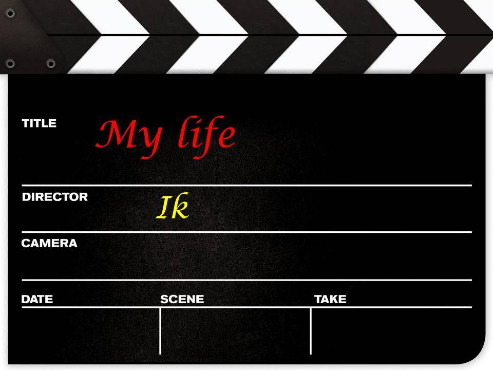 Ik My life