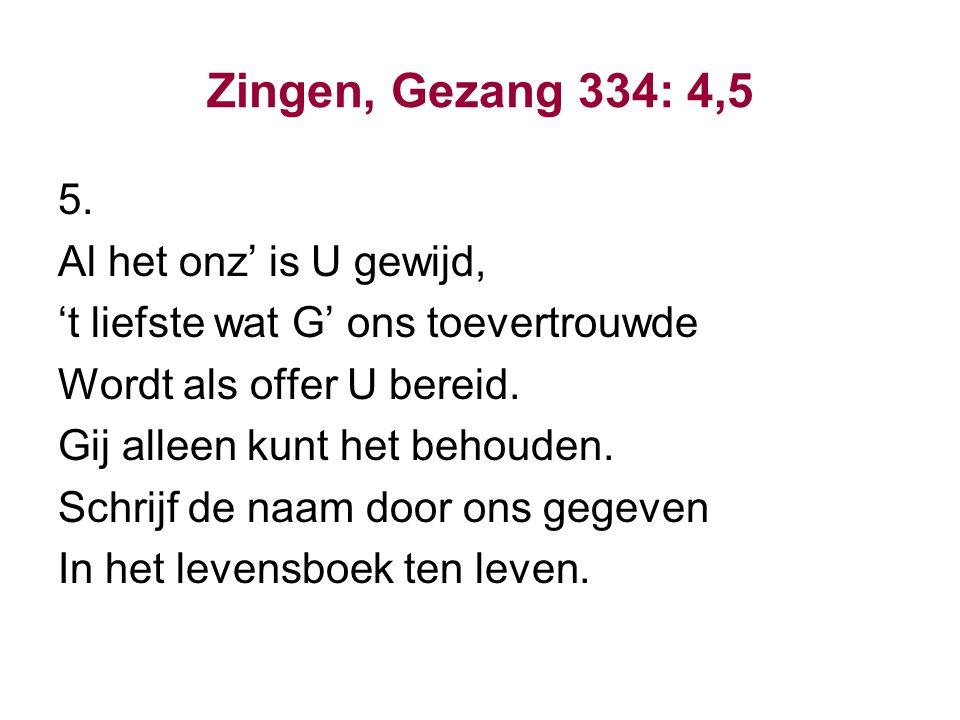 Germen Gijsbert Jan (Gijs) Wever & Gina Elisabeth (Lisette) Wever ontvangen nu het sacrament van de Heilige Doop