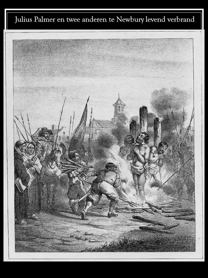 John Badby in een ton levend verbrand