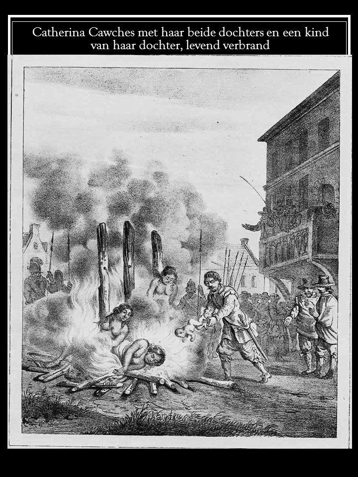 Johannes de Klerck op wrede wijze gemarteld