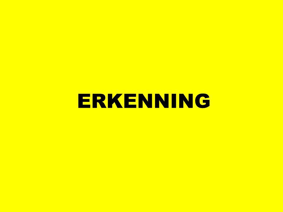 ERKENNING