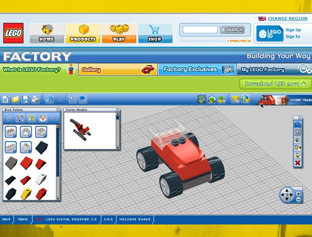Wat is een Wiki • Co-contribution • Voorbeeld: Lego
