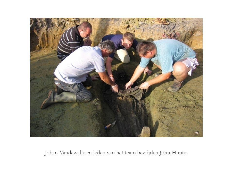 John Hunter, de meest indrukwekkende ontdekking