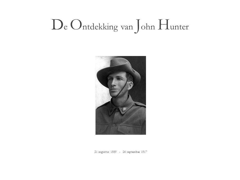 De twee broers Jim en John Hunter H arry P atch, de allerlaatste oud-strijder die op 111-jarige leeftijd overleed, verwoordde het zo: To many died, don t go to war