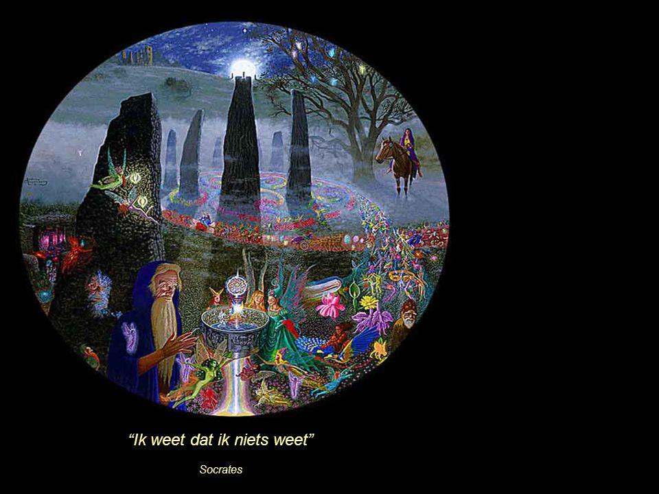 Wij dragen in ons de wonderen die we buiten onszelf zoeken Thomas Browne