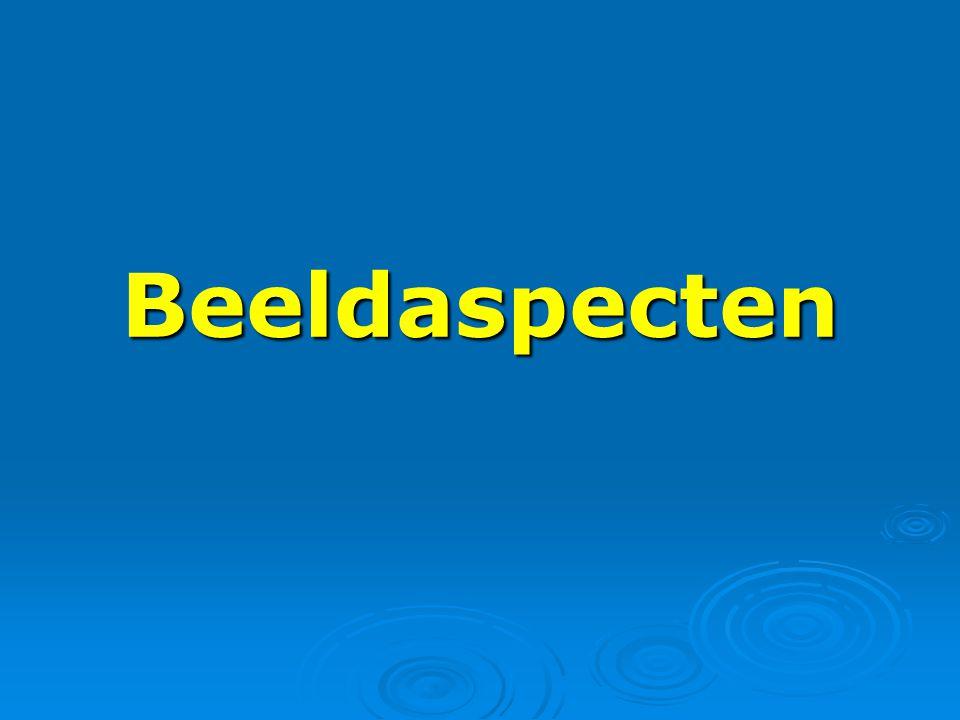 Beeldaspecten