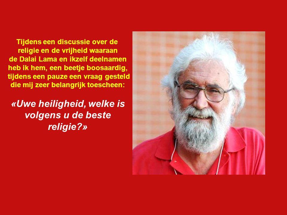 JOUW RELIGIE HEEFT GEEN ENKEL BELANG Leonardo is een van de vernieuwers van de theologie van de vrijheid. Vertaald uit het Frans – Freddy Storm 10/201