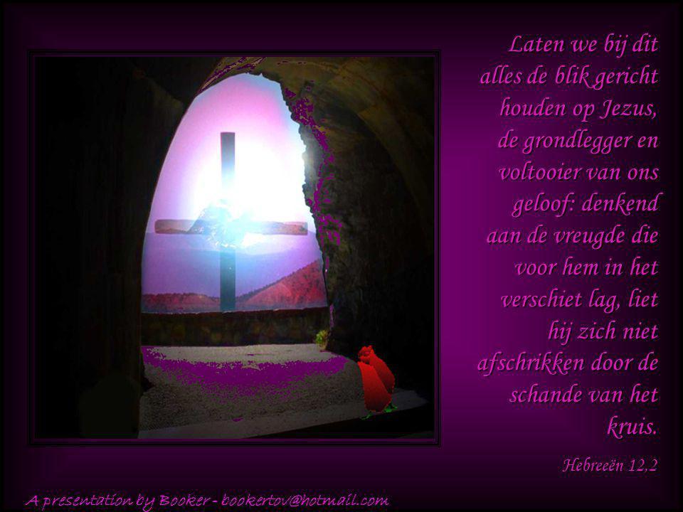 7. En Jezus riep met luide stem: 'Vader, in uw handen beveel Ik Mijn geest.' Toen Hij dat gezegd had, gaf Hij de geest. Lucas 23,46