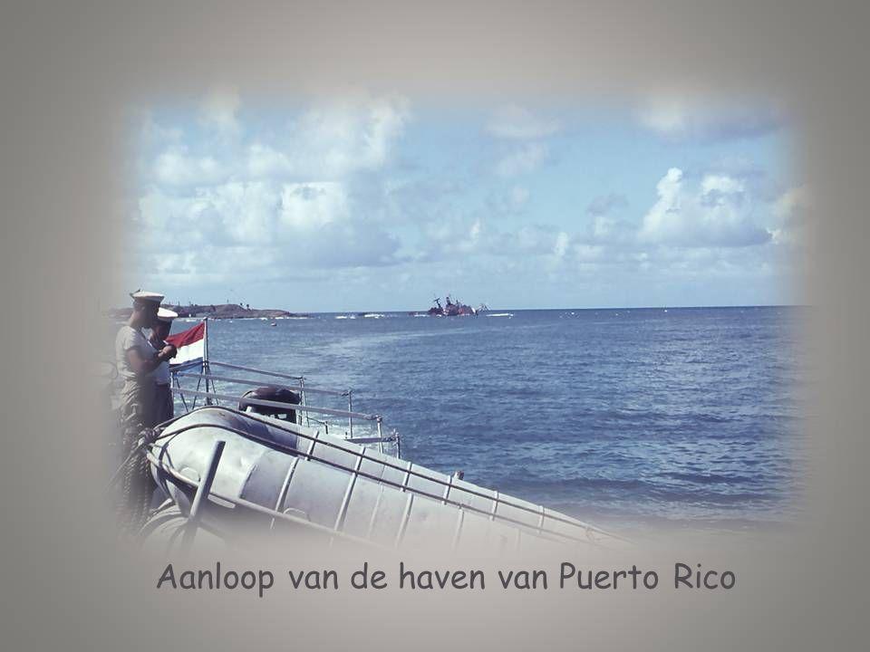 Sleeprol met Hr.Ms. Van Amstel….