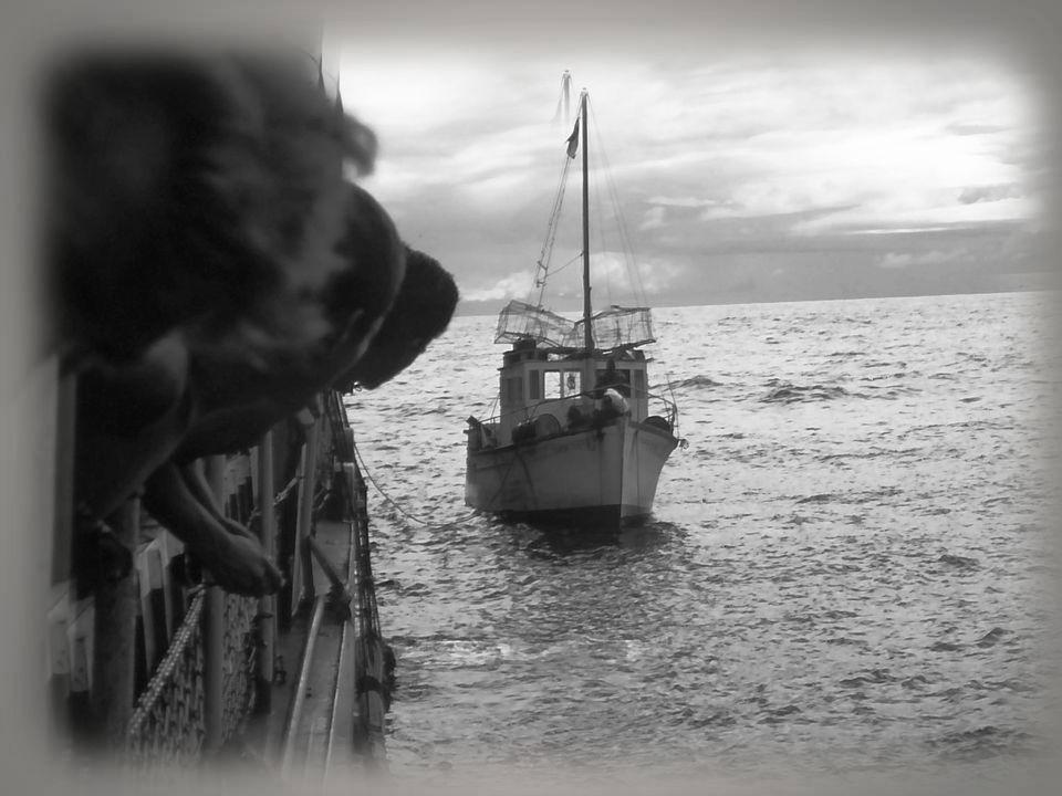 Aanloop van de haven van Puerto Rico