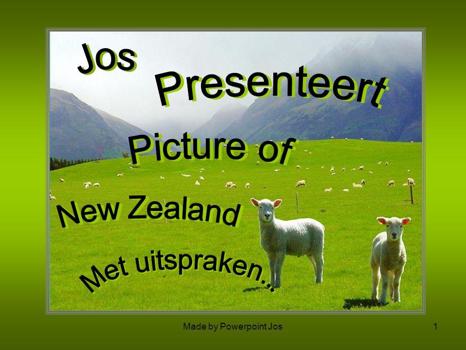 Made by Powerpoint Jos11 Iedereen wil de vredespijp roken, maar niemand gaat de tabak halen.