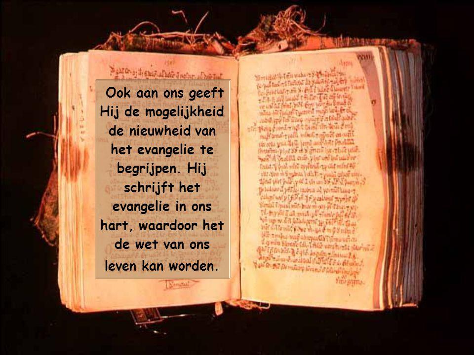 De verrezen Heer handelt ook nu nog, net als in de tijd van Paulus, door zijn Geest.