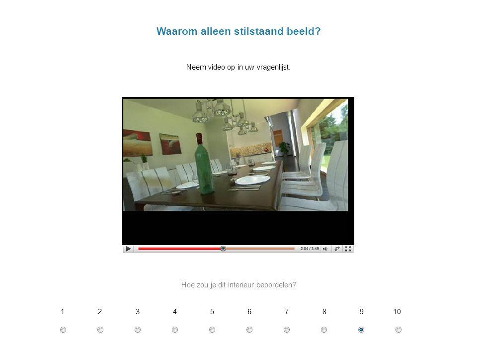 Standaard presentatie van resultaten Data kan geëxporteerd worden naar Xcel Gemiddeleden zijn zichtbaar in Web layout Presentatie op maat De mogelijkheden van een op maat gemaakte presentatie zijn bijna onbeperkt.